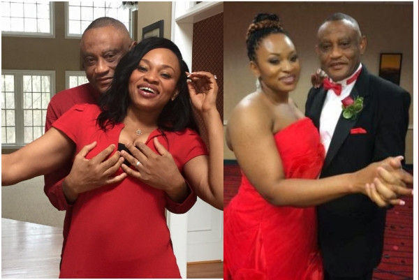 Relationship counsellor, Amara Nwosu and ex-husband Francis Van-Lare call out each other after he proposed a vacation with a married woman