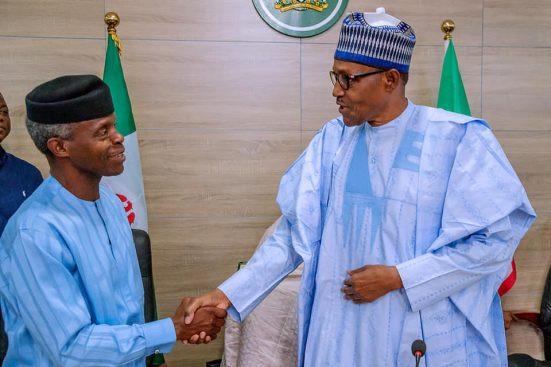 No rift between Buhari, Osinbajo- APC