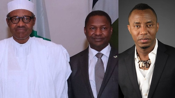 AGF Fails To Defend Buhari's 1983 Coup But Justifies Charging Sowore With Treason