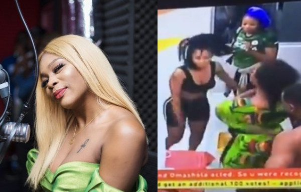 BBNaija: If we are being fair, Tacha should leave the house - Former housemate, Isilomo comments on clash with Mercy