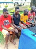 I kill for money and mystic power, my target was to kill 20 people - Suspect arrested over mass grave in Benue