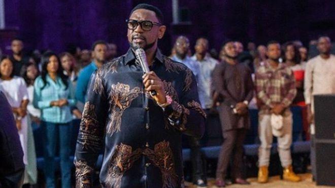 Rape allegation:  Biodun Fatoyinbo reacts to fresh interviews of his former spiritual mentors standing with Busola Dakolo