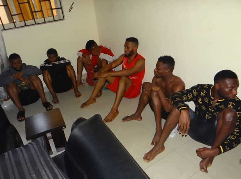 Six Facebook hackers jailed in Calabar after they all pleaded