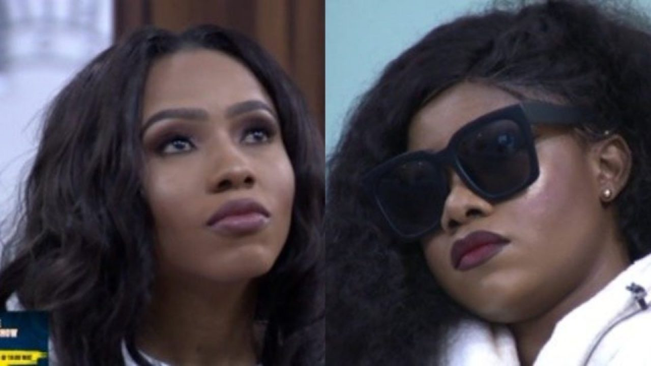 Breaking: Tacha gets disqualified from #BBNaija while Mercy gets