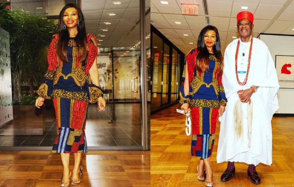 Betty Irabor shares her encounter with the Obi of Onitsha