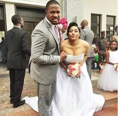 """""""I have NOT been married 3 times... I have only been married ONCE"""" Mofe Duncan addresses rumours for the first time"""