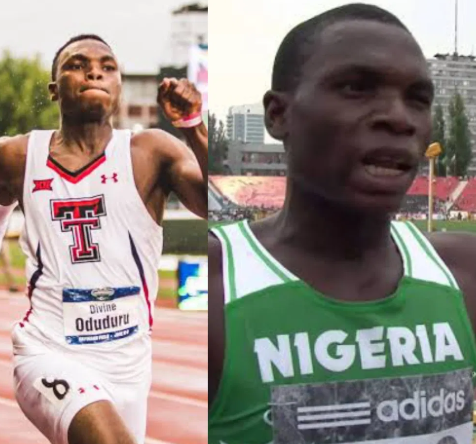 #DOHA2019: Nigerian athlete, Divine Oduduru disqualified from IAAF World Championships