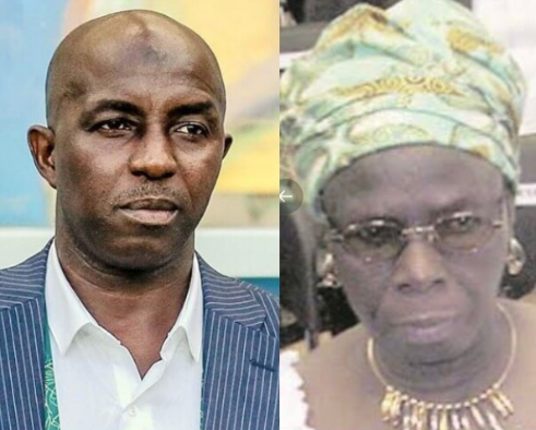 Samson?Siasia?s 80-year old mother freed by abductors after 11-weeks in captivity