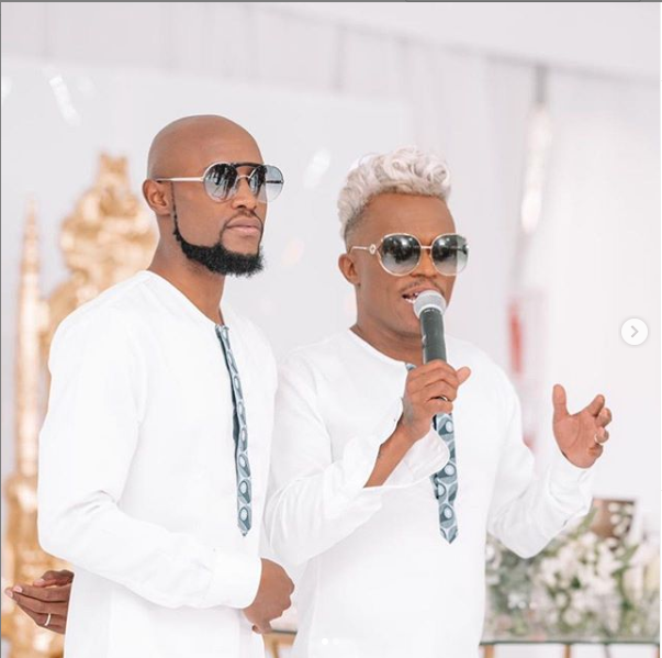 Gay Media Personality Shares Photos From His Traditional