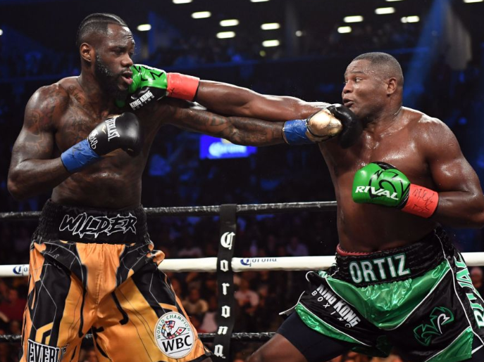 Undefeated boxer Deontay Wilder?announces rematch with Cuba?s Luis Ortiz on?November 23rd