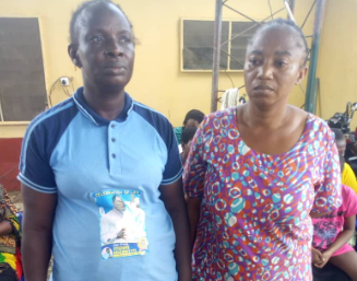 Police uncover baby factory in Lagos, rescue 19 pregnant girls, arrest two suspects (photos)