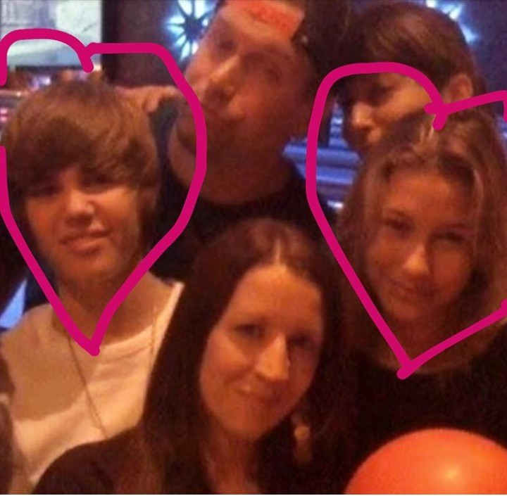 """""""Thanks for letting your daughter marry a savage like me"""" Justin Bieber says as he shares photo of him as a teenager with Hailey and her family"""