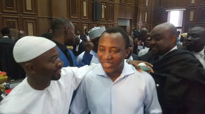 Whether you like it or not, the revolution will happen - Sowore speaks