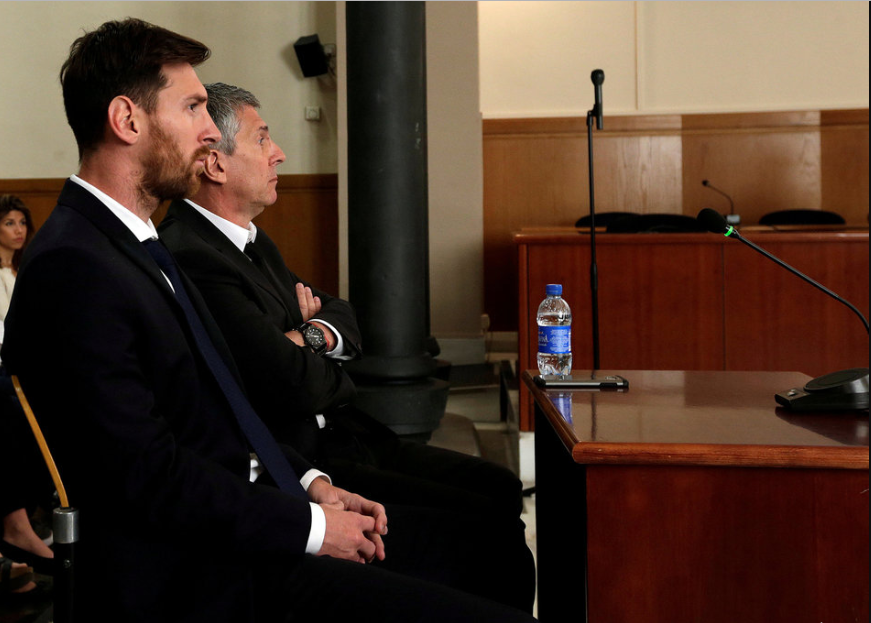 Image result for images of Spanish Court dismisses fraud case against Lionel Messi