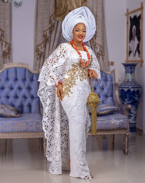 Stunning new photo of Ooni Of Ife