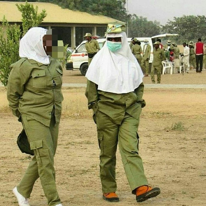 NYSC approves white, shoulder-length hijab for corps members