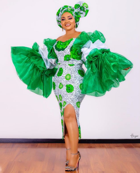 Check out Mercy Aigbe