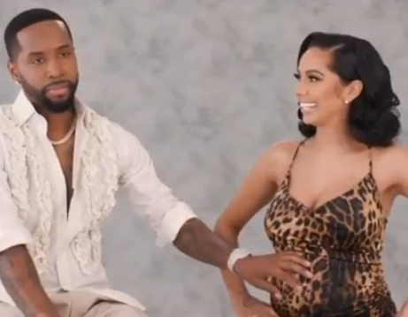Safaree and Erica Mena confirm they