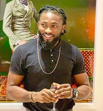 Uti Nwachukwu reveals he shared his Big Brother Africa prize money with other contestants