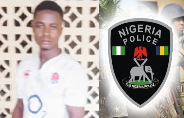 One arrested as police foil bank robbery in Lagos