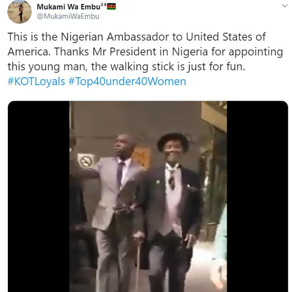 Kenyans mock Nigerians with video of Nigeria
