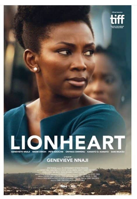 Genevieve Nnaji?s ?Lionheart? announced as Nigeria?s submission for Oscars 2020