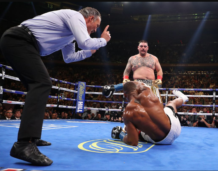 If I beat him for the second time, he should take a break from boxing - Andy Ruiz Jnr tells Anthony Joshua ahead of their rematch