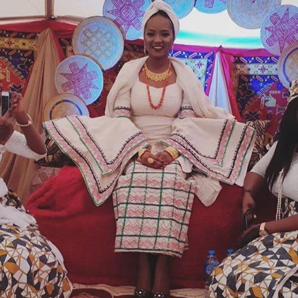 Billionaire daughter Hauwa Indimi-Yar