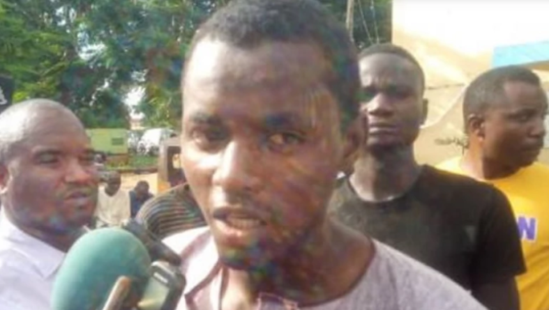 I've had my AK-47 and pistol for 11 years and I hold them boldly in broad daylight - Arrested herdsmen speaks