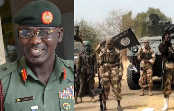 22 soldiers including a Major, declared wanted for running from Boko Haram (see full list)