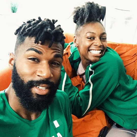 #BBNaija: Mike?s wife arrives Nigeria to support her husband ahead of the weekend finale