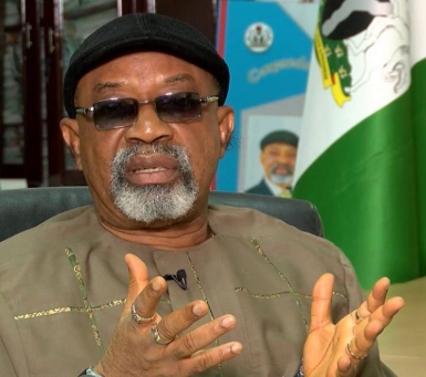 FG?may sack workers to meet minimum wage demand ? Chris Ngige