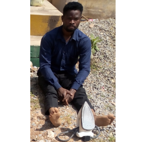 Pastor tortures 10-year-old boy with an electric iron