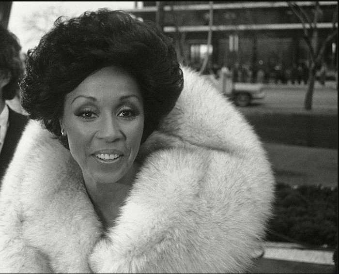 Diahann Carroll, the first black woman to star in her own TV Series dies at 84