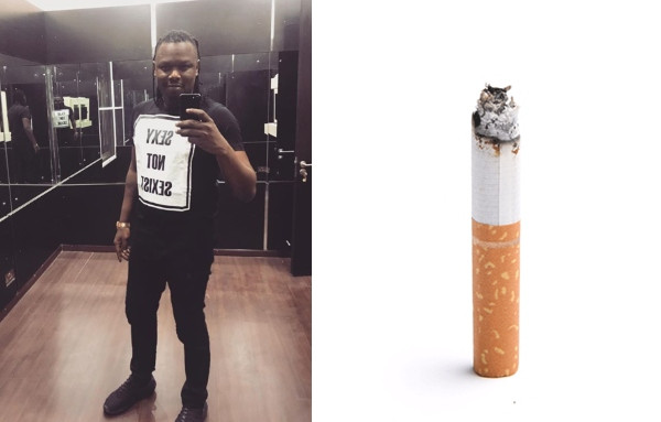 Dr Sid celebrates milestone achievement of not smoking for a year