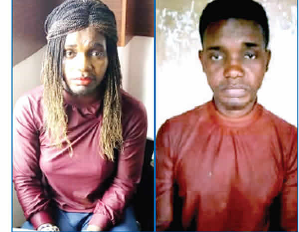 Man disguises as prostitute to defraud Lagos club-goers