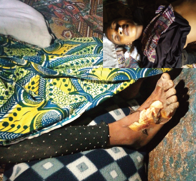 Truck driver allegedly beats wife to death for reporting him to her mum (photos)