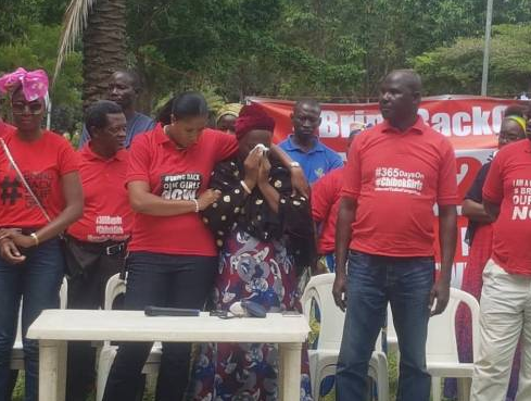 Oby Ezekwesili, Odinkalu call for the release of Chibok girls 2,000 days after they were abducted