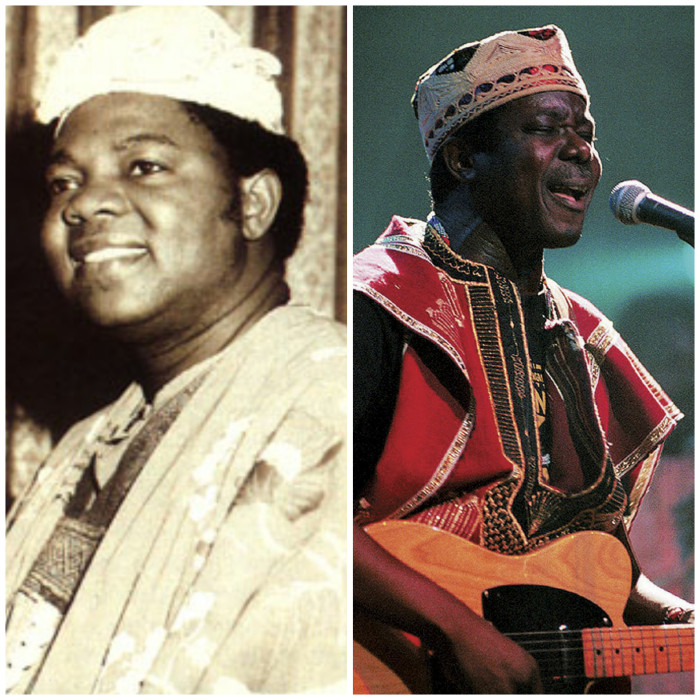 Ebenezer Obey and I often pretended to be fighting – King Sunny Ade