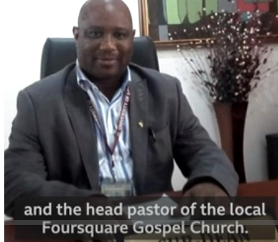 Foursquare Gospel Church suspends sex-for-grade UNILAG lecturer, Boniface Igbeneghu