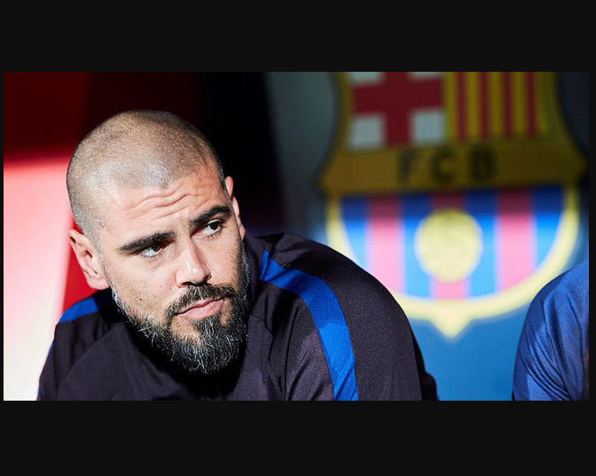 Barcelona sack Victor Valdes just three months into his reign as youth team manager?
