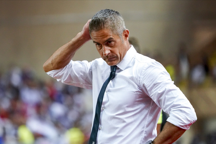 Sylvinho sacked by Lyon after one only win in nine matches