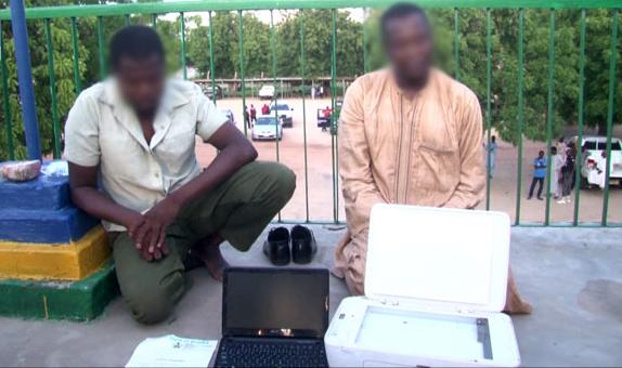 High profile drug dealers arrested in Borno