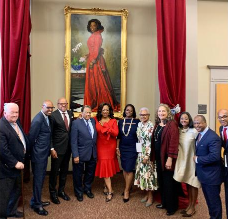 Oprah Winfrey donates $13 million to Morehouse College