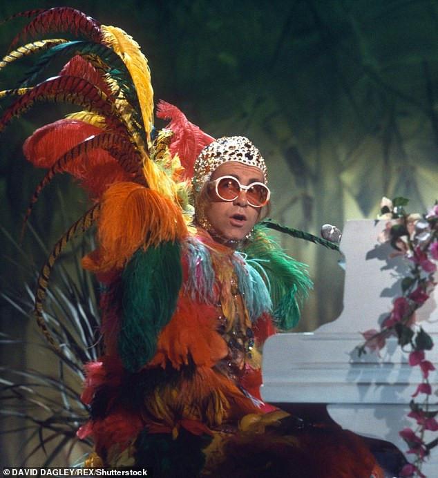Cocaine Made Me A Monster - Elton John 4