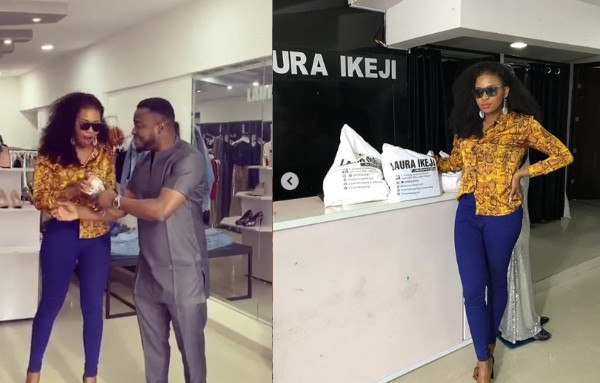 BBNaija: Cindy gets N1m from MC Galaxy after coming to Laura Ikeji