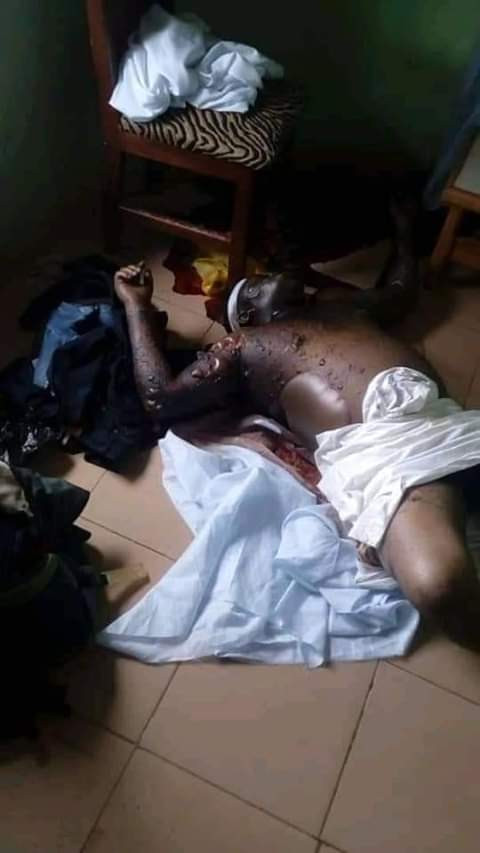 Nigerian Man Dies in Hotel Room while Performing Rituals - Ebonyi state