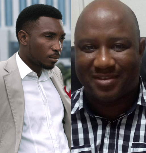 Timi Dakolo reacts to a pastor being exposed in the sex for grade documentary