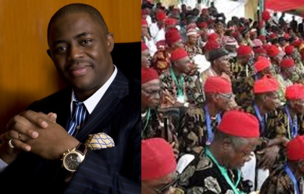 If you believe the north will support an Igbo Presidency in 2023 then you still don't understand the injustice Nigeria represents - FFK