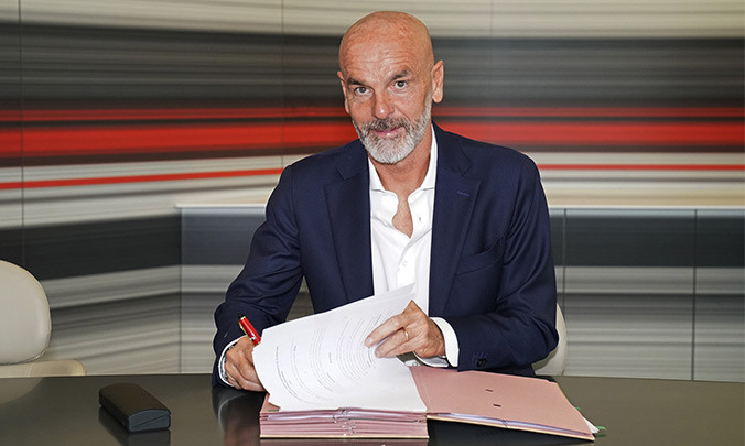 AC Milan confirm Stefano Pioli as new head coach after Marco Giampaolo's sacking